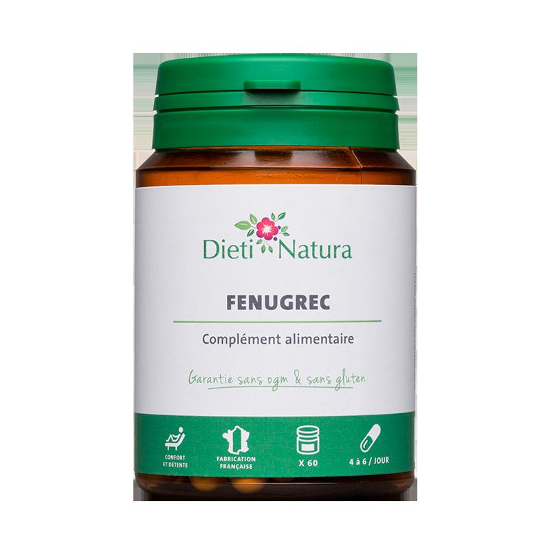 Fenugrec 60 et 200 g lules digestion dieti natura - Coupe faim efficace et puissant en pharmacie ...