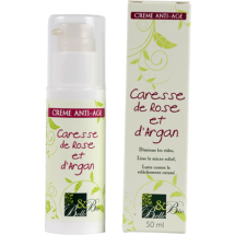 Crème anti-âge certifiée Bio