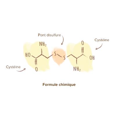 Origine-l-cystine-formule